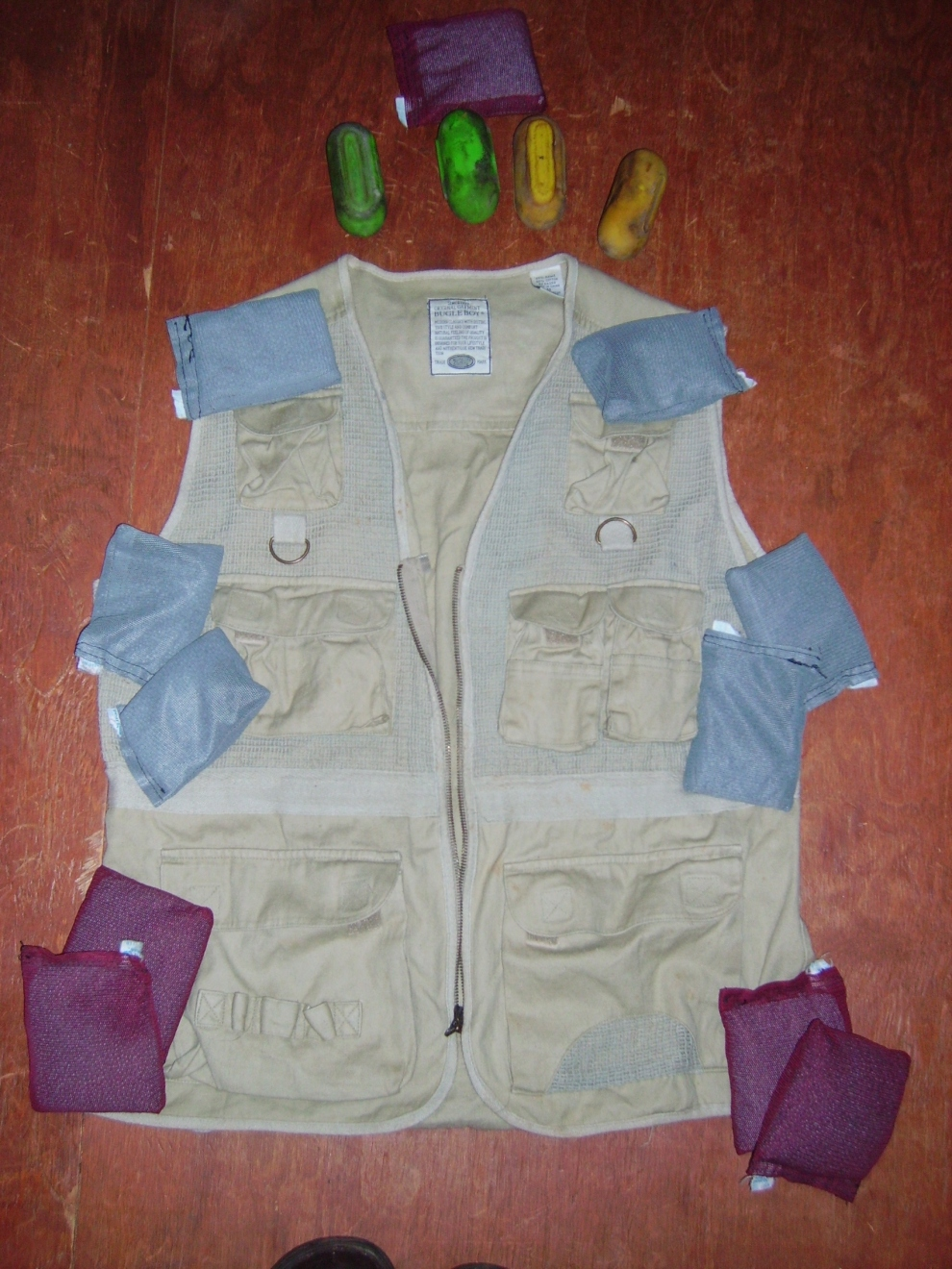 DIY Weight Vest